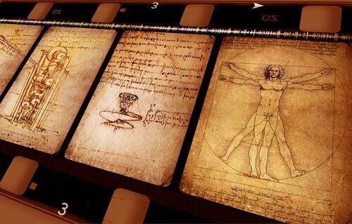 Da Vinci-ritningar
