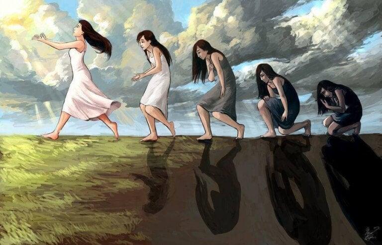 Evolution av lycka