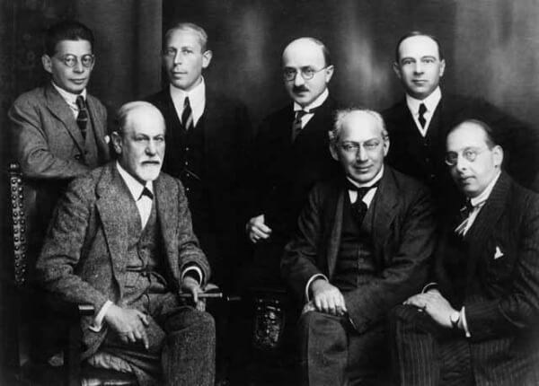 Freud med vänner
