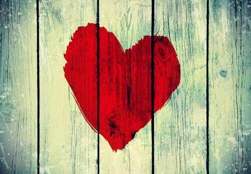 Kärlek bryter ned murar