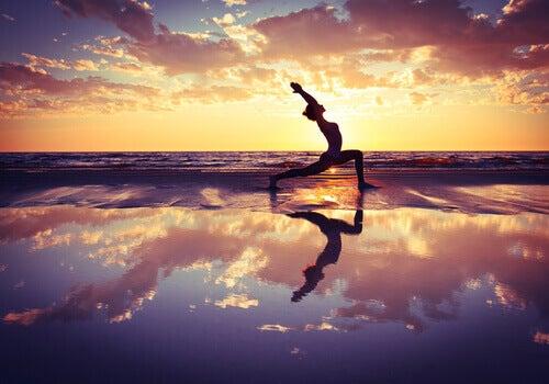Hälsofördelar med yoga