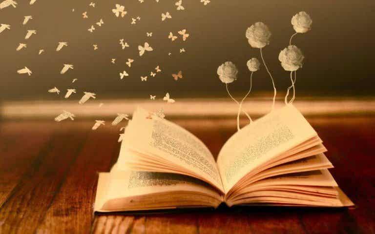 Det är vackert att fälla en tår om anledningen är en bok