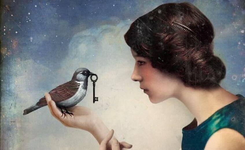 """Ibland tror vi att livet säger """"nej"""" när det säger """"vänta"""""""