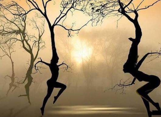 Självkänslan är egenkärlekens dans
