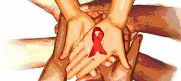AIDS har inget botemedel, men diskriminering har det