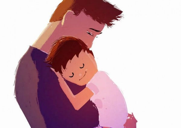 Far kramar son