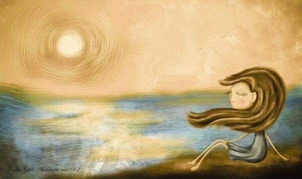 Medvetenhet involverar smärta & ett befriande uppvaknande