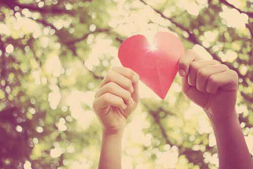 Ditt hjärta kommer att göra dig fri, lyssna på det