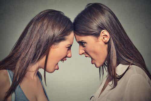 Ilska och hat: Känslor som besegrar sig själva