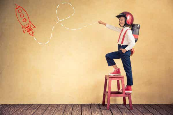 Uppmuntra självmotivation hos dina barn