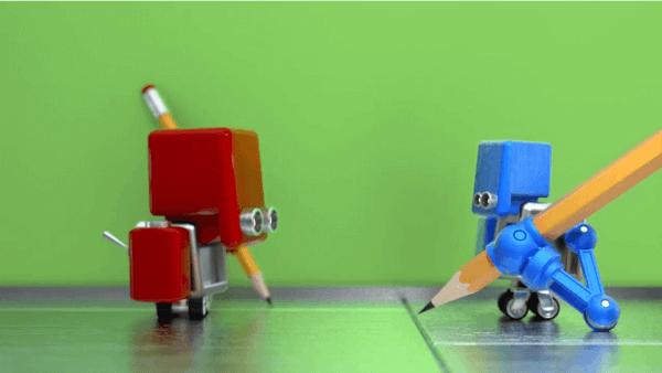 Vad en robot kan lära oss om förbittring och avund