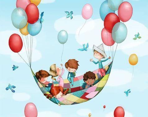 Flygande barn
