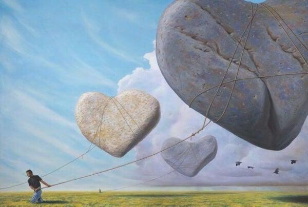 Hjärtan av sten