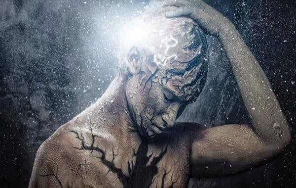 Allt började med en stark huvudvärk: var det en stroke?