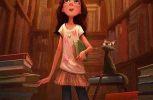 Kärlek för läsning