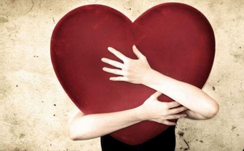 Omfamna ditt hjärta