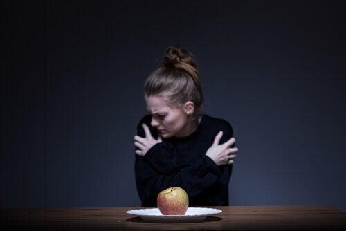 Anorexi och bulimi: priset för emotionell oförsonlighet