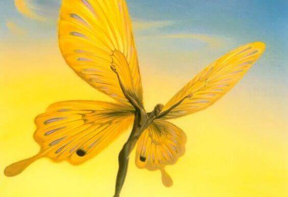 Fjärilsman