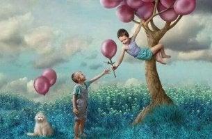 Godhet är spontant