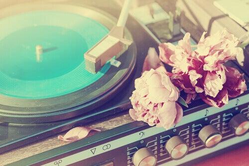 Musik väcker gamla minnen