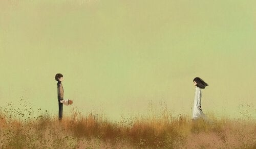Par på avstånd
