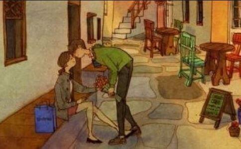 Par på gata