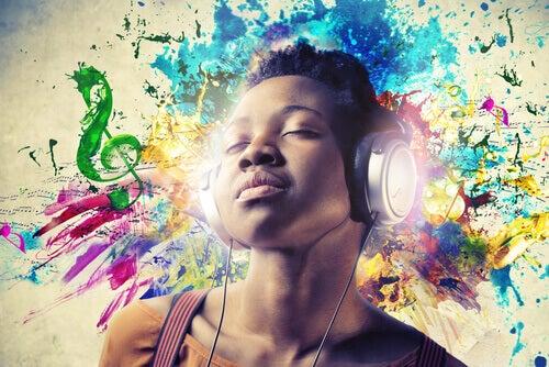 Synestesi: jag hör färger och ser ljud