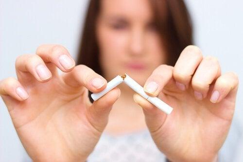 När du slutat röka