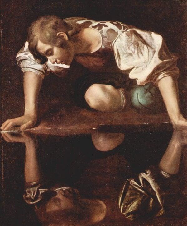 Narcissus vid vattendrag