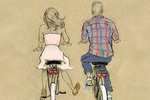 Sann kärlek återbetalas med kärlek