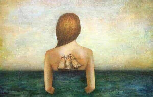 Självkännedom är en ändlös ocean