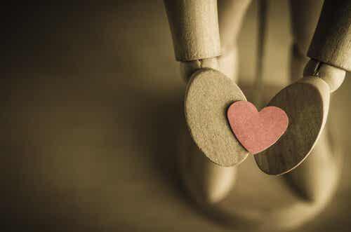 """Det är svårt att säga """"Hej"""" när man vill skrika """"Jag älskar dig"""""""