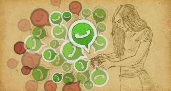 Kanske jag inte vill svara på dina meddelanden på WhatsApp