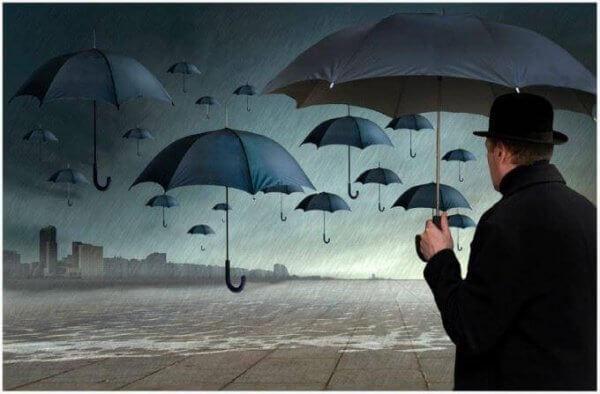 4 tecken som avslöjar en osäker person