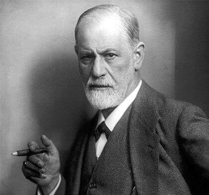 5 intressanta fakta om Sigmund Freud