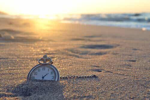 Är vårt värsta misstag varje dag att vakna tidigt?