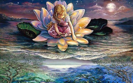 Var som lotusblomman: bli återfödd dagligen och övervinn motgångar