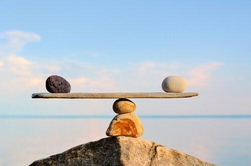 Perfekt balans