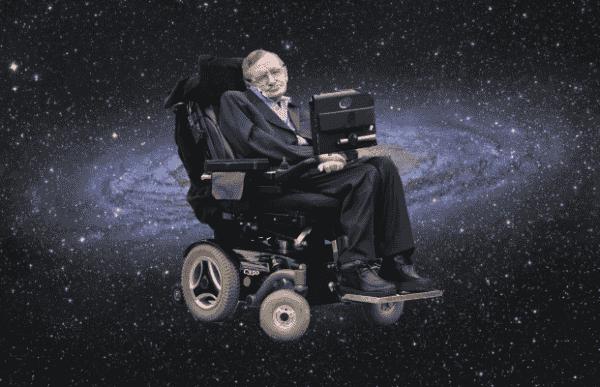 Stephen Hawking: stjärnornas man