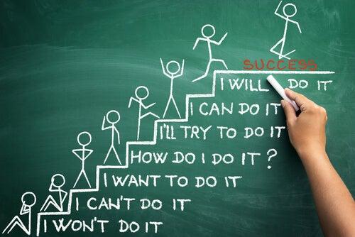 Svåra utmaningar avklaras genom att bekämpa dem