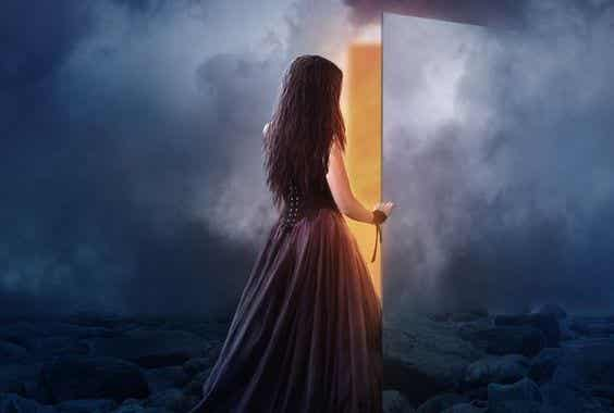 Ibland när en dörr stängs så öppnar sig ett helt universum