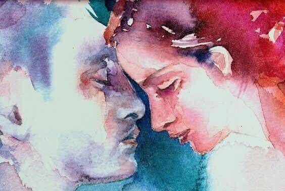 Det finns ord som bara rör örat och andra som kysser själen