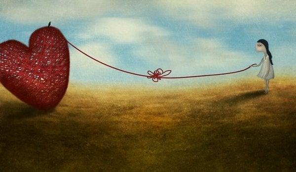När kärlek blir beroende