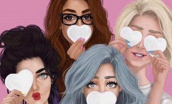 Kvinnor med hjärtan