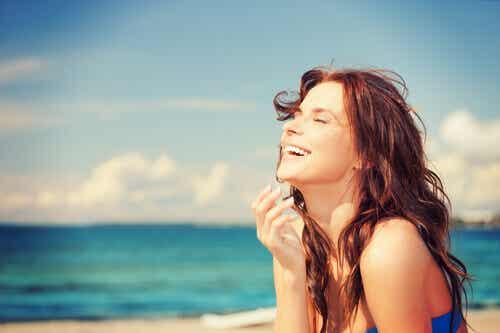 Positivt språk kommer att göra dig lyckligare