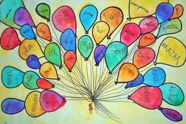 Positiva ballonger