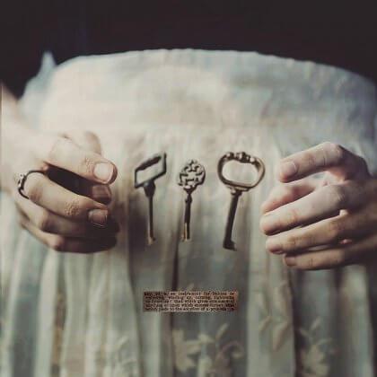 Svävande nycklar