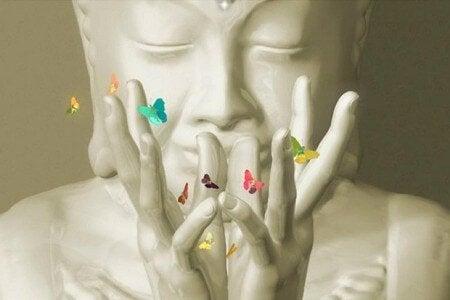 Två buddhisthistorier att berätta för våra barn