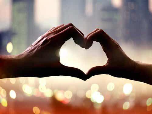 Inget gör folk bättre än kärlek