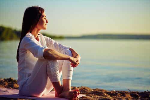 Hur man övervinner ångest och lär sig leva livet till fullo